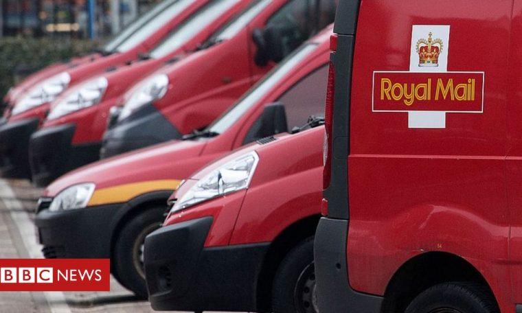 Royal Mail set to cut 2,000 management jobs