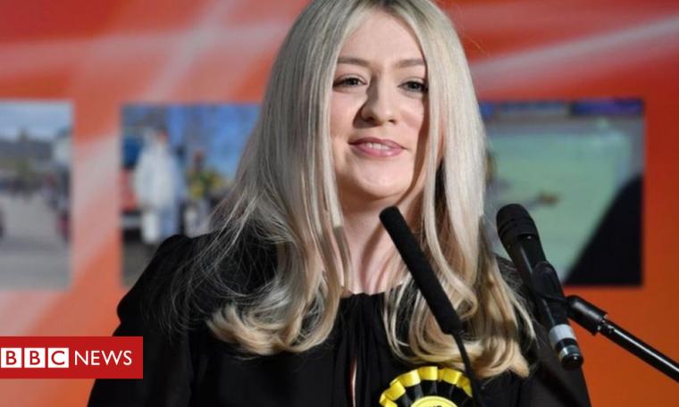 SNP MP Amy Callaghan suffers brain haemorrhage