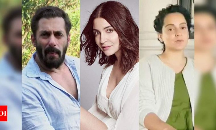 Salman Khan, Anushka Sharma, Kangana Ranaut and other Bollywood celebs pay tribute to soldiers martyred in Galwan face-off | Hindi Movie News