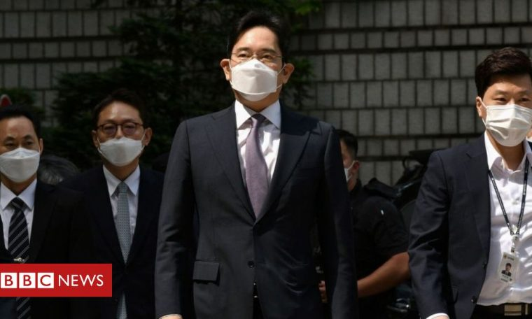 Samsung: Court rejects Lee Jae-yong arrest warrant request