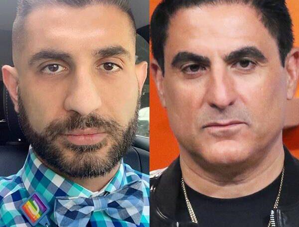 Shahs of Sunset's Ali Ashouri Speaks Out After Filing Restraining Order Against Reza Farahan