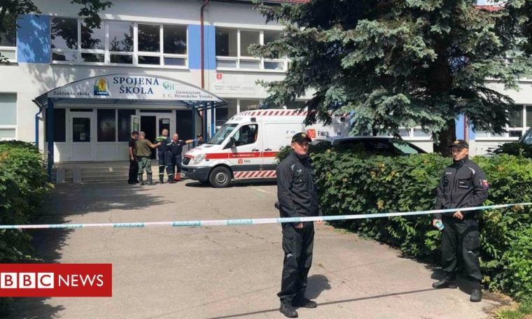 Slovakia: Deadly knife attack at primary school in Vrutky