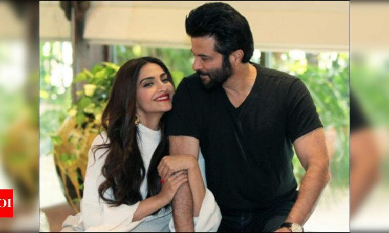 Sonam Kapoor Ahuja on nepotism debate: Yes, I am here because of my father Anil Kapoor and I am privileged | Hindi Movie News