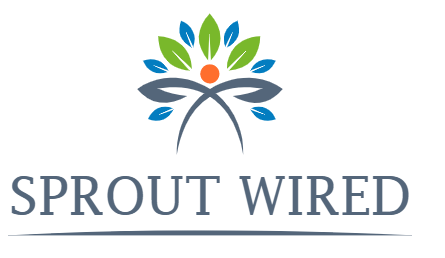 Sprout Wired Logo