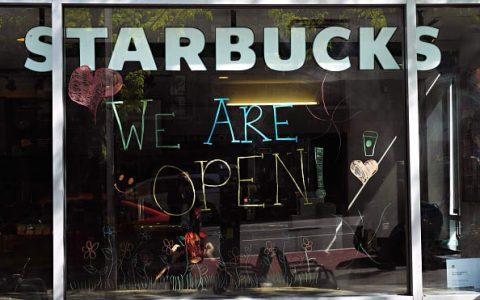 Starbucks latest company to pause ads across social media platforms