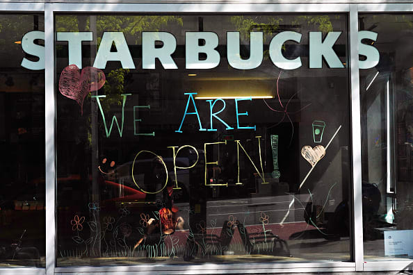 Starbucks latest company to pause ads across social media platforms