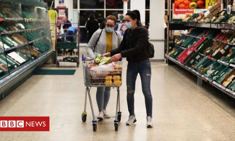 Lockdown Drives Tesco's UK And Ireland Sales