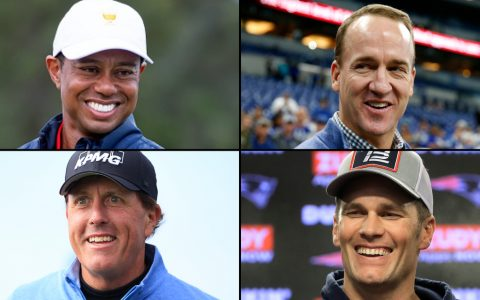 The Match: Champions for Charity -- Sporting royalty set for $10m charity golf match