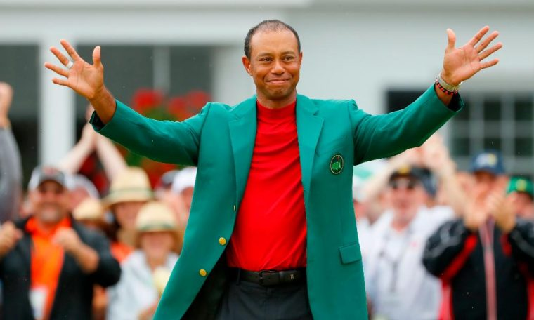 Tiger Woods win has Jack Nicklaus 'shaking in my boots'