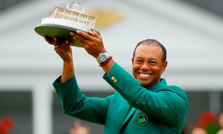 Tiger by numbers: A major golf victory nearly 4,000 days after his last