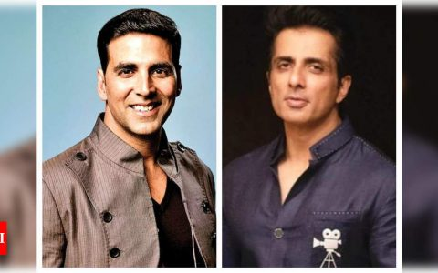 Twitterati demand Bharat Ratna for Akshay Kumar and Sonu Sood for their work and contribution during COVID-19 pandemic   Hindi Movie News
