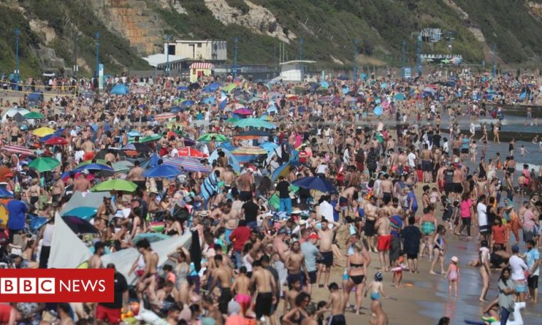 UK weather: Sun safety warning as UV level tipped to soar