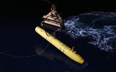Underwater drones helping companies in mining ocean's floor