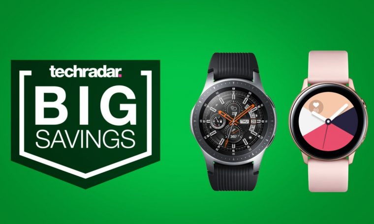 Want a cheap Galaxy Watch? This unlimited data deal will save you £144
