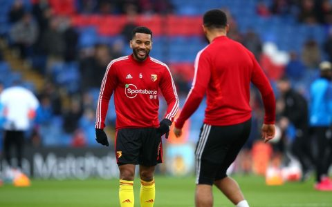 Watford's Mariappa talks about his positive coronavirustest, soccer's part in Black Lives Matter movement