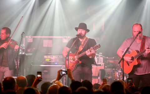 Zac Brown Fourth of July live stream concert