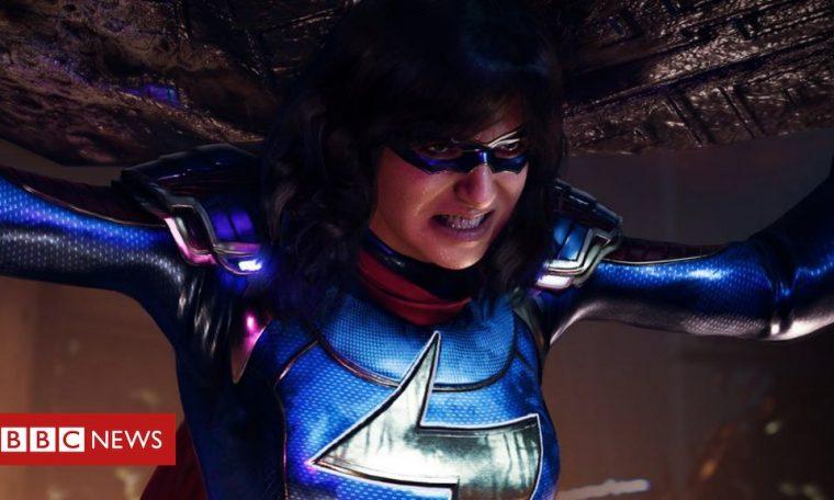 Ms Marvel: Trailblazing Muslim superhero goes gaming