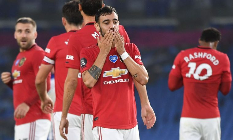 Fernandes 9 out of 10 Greenwood 8 out of 10 as United extend unbeaten run and inch closer to Chelsea
