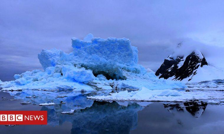 Esa and Nasa line up satellites to measure Antarctic sea-ice