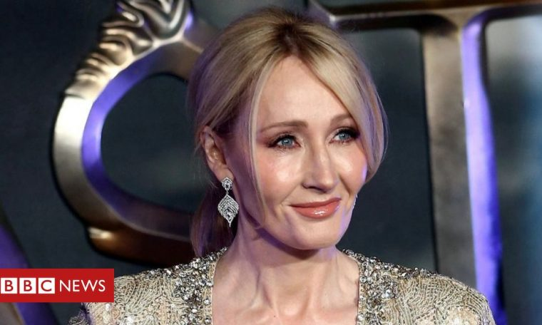 JK Rowling joins 150 public figures decrying 'cancel culture'