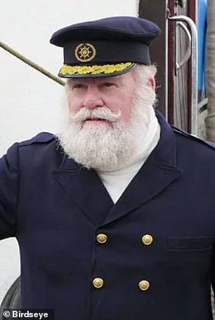 Mitch Cummins had a brief tour of duty as the Captain, donning his hat for promotional duties during 2016