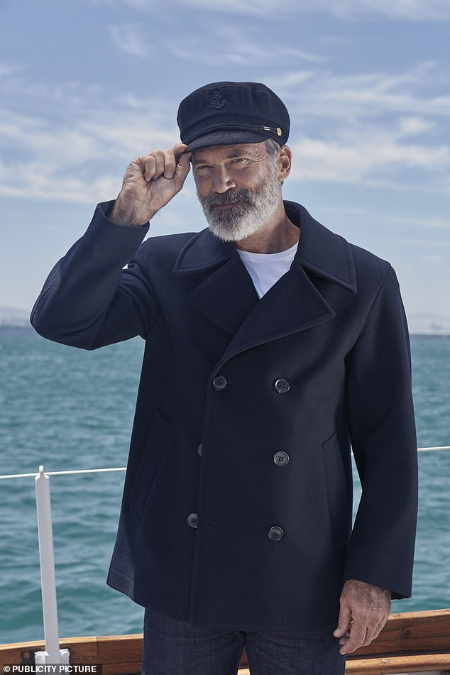 Captain Birdseye first appeared on our TV screens back in 1967. Most recently he has been played by Italian actorRiccardo Acerbi, above