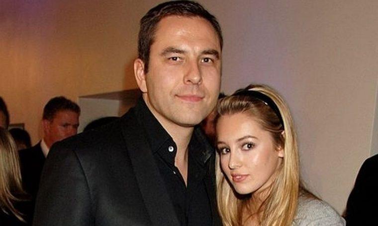 David Walliams 'linked to Page 3 model after living together for nine months'