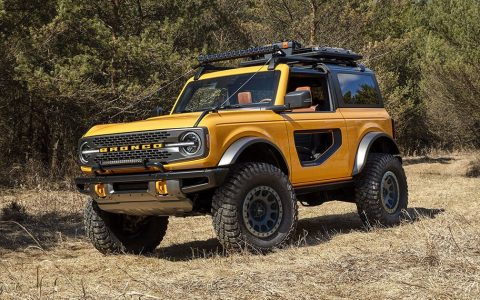 2021 Ford Bronco: Pricing, trims, specs, release date and more