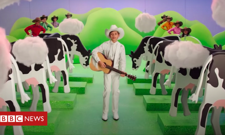 US farmers' beef with Burger King over cow fart ad