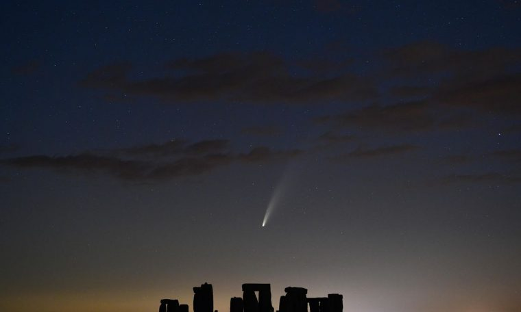 How To Photograph Comet NEOWISE, Our Most Spectacular Comet For 23 Years
