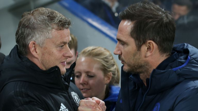 Chelsea head coach Frank Lampard warned his players to be careful in Sunday's FA Cup semi-final