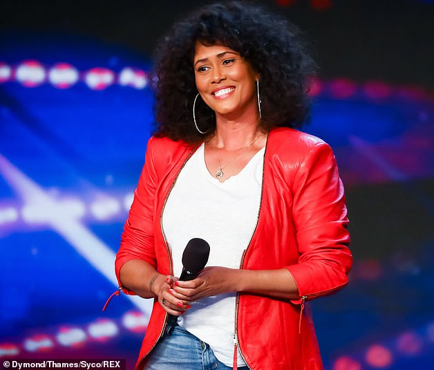Delay:ITV bosses had hoped to air the live shows this summer, but due to COVID-19 restrictions it now seems unlikely (pictured auditionee Belinda Davids)