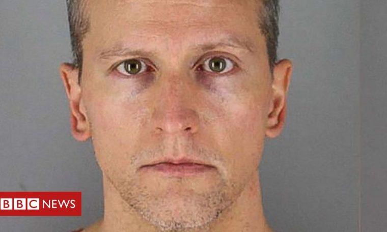 George Floyd murder suspect Derek Chauvin charged with tax evasion