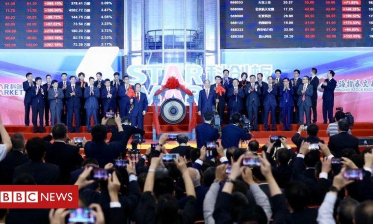 China's Star market aims to take on the Nasdaq