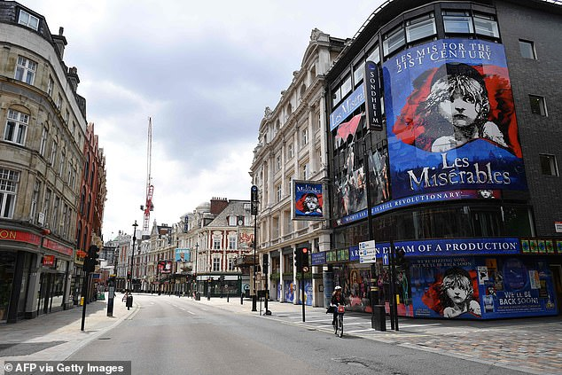 Musical giants Les Miserables, Mary Poppins and Hamilton will not return to the West End this year