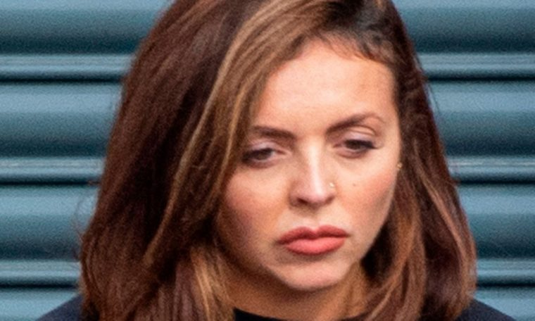 'Unhappy' Jesy Nelson hints at Little Mix tension after first day back at work