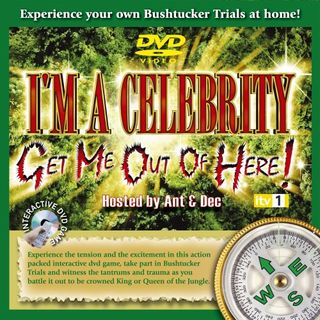 I'm a Celebrity... Get Me Out of Here! DVD game