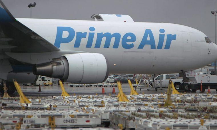 Amazon Air contractors claim safety risks amid coronavirus outbreaks