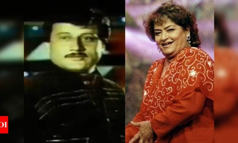 "Anupam Kher shares after seeing his dancing skills Saroj Khan said, ""Aap mere dance choreographer career ki waat laga sakte hai"" 