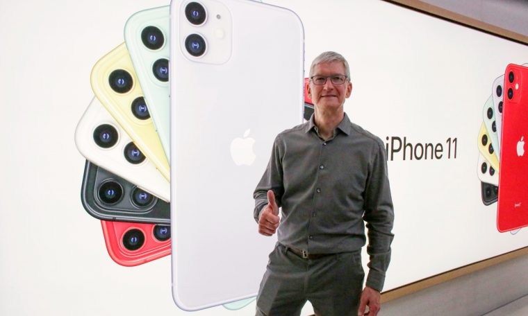 Apple reportedly pushing suppliers to cut production delays
