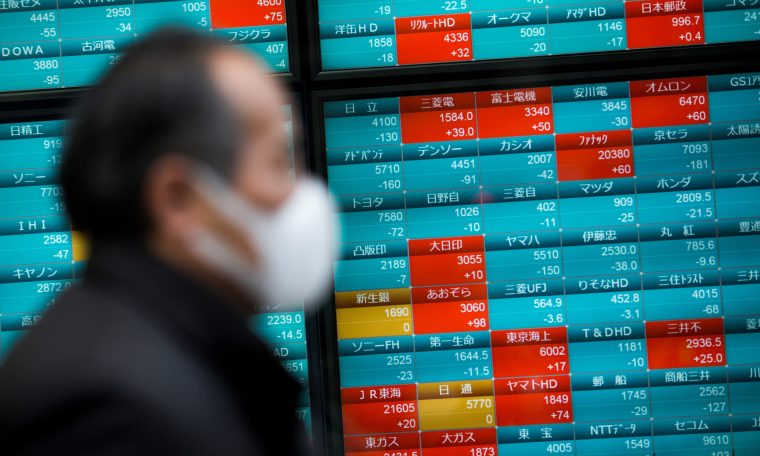Asia Pacific stocks mixed as WHO warns coronavirus deaths could start to rise again