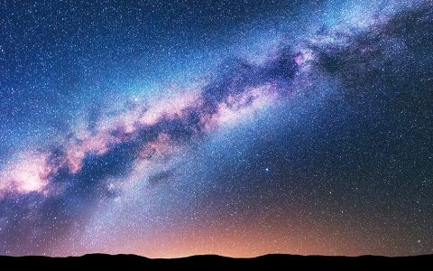 Astronomers discover huge galactic wall hidden behind Milky Way