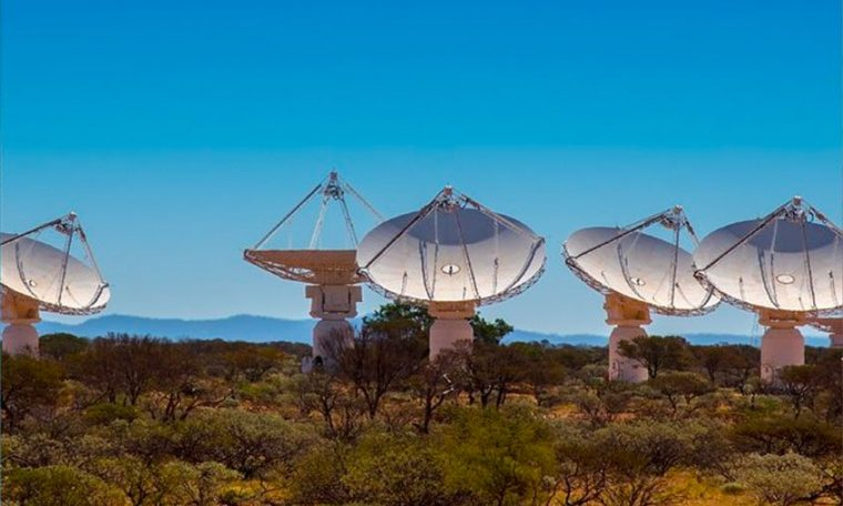 """Astronomers perplexed by """"Odd Radio Circles,"""" a newly discovered, very rare space phenomenon"""