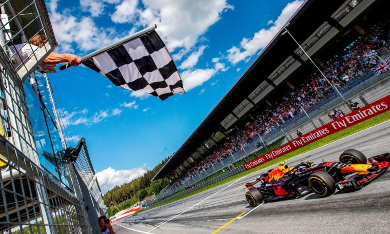 Austrian Grand Prix live stream: how to watch F1 action online today from anywhere