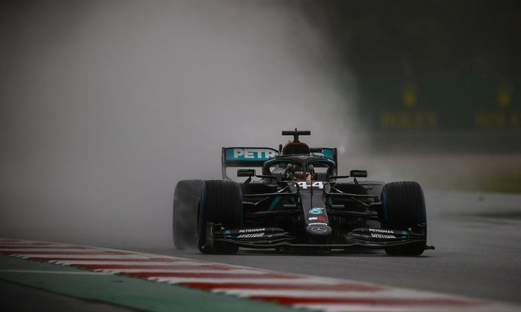 """Autosport Podcast: Hamilton's Styrian GP qualifying lap """"not from this world"""" - F1"""
