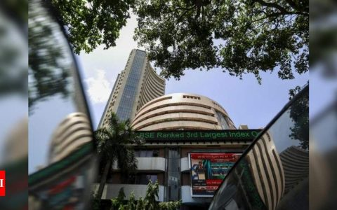 BSE sensex: Sensex surges 548 points to close at 37,020; Nifty settles above 10,900