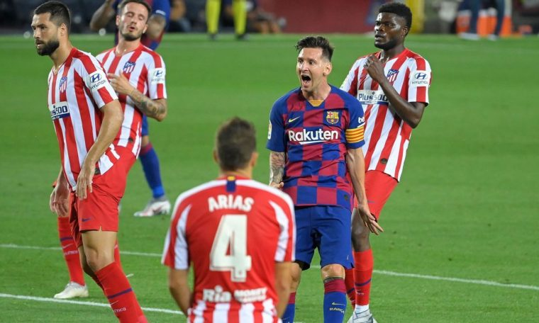 Barcelona philosophy crumbling around Messi as Real Madrid deserve title