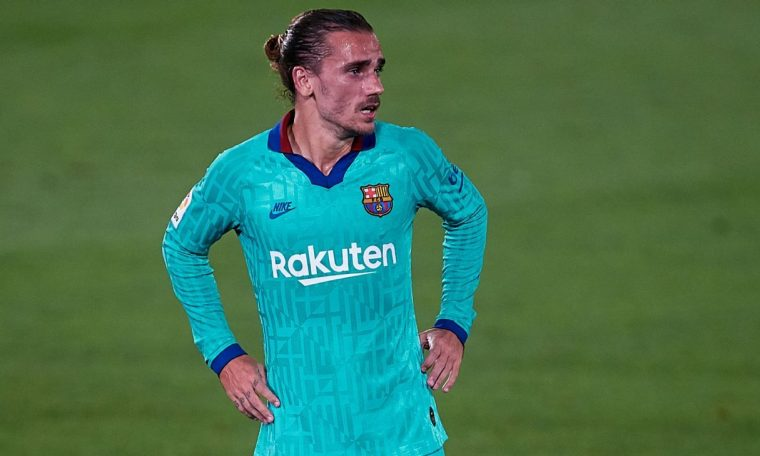 Barcelona reassure Griezmann over future after meeting