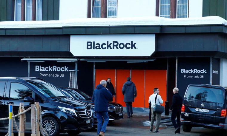 BlackRock profit beats Street estimates as markets rebound