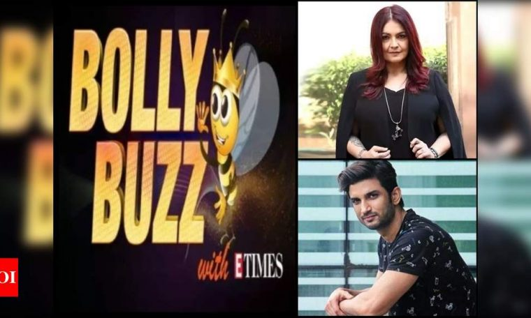 Bolly Buzz: Pooja Bhatt reacts to nepotism debate, Sushant Singh Rajput's lookalike goes viral on the internet | Hindi Movie News